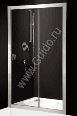Душевая дверь Exclusive ECD2 120